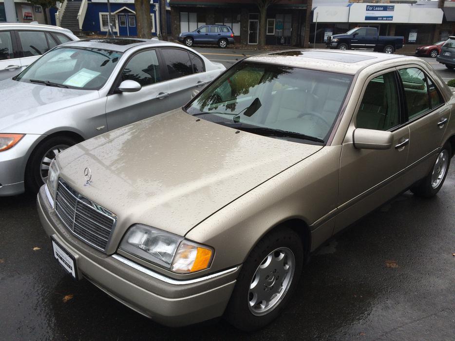 Mercedes Benz Houston North U003eu003e 1996 Mercedes Benz C220 Victoria City,  Victoria