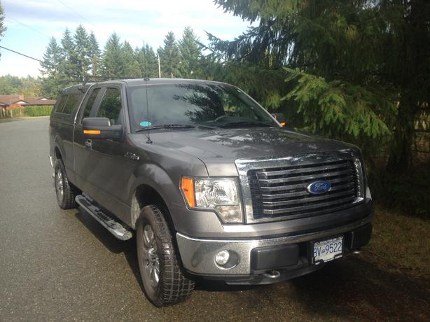 2011 ford f150 xtr supercab w canopy outside alberni valley alberni. Black Bedroom Furniture Sets. Home Design Ideas
