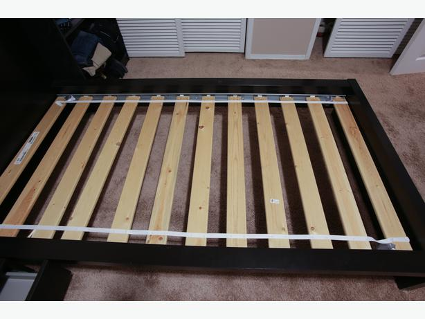ikea sultan lade slats for twin bed saanich victoria. Black Bedroom Furniture Sets. Home Design Ideas