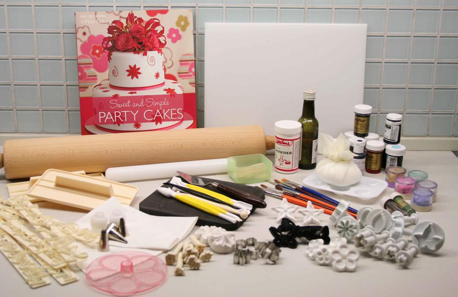 Cake Decorating Supplies County Durham