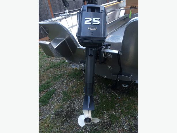 2009 yamaha 25hp 2 stroke tilter long shaft 2700 obo for 25hp yamaha 2 stroke