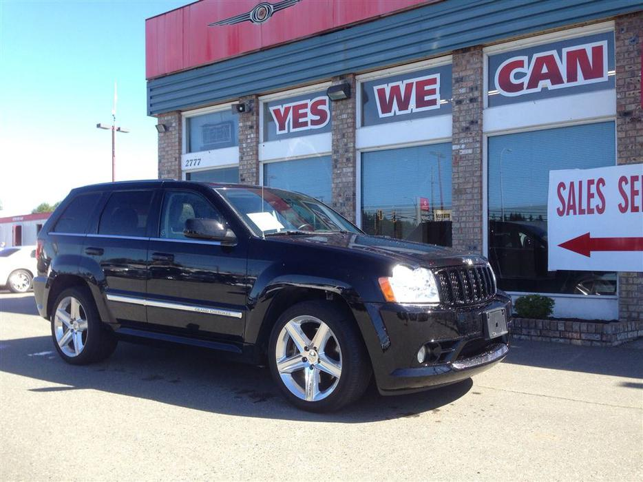 2007 jeep grand cherokee srt8 campbell river comox valley mobile. Black Bedroom Furniture Sets. Home Design Ideas