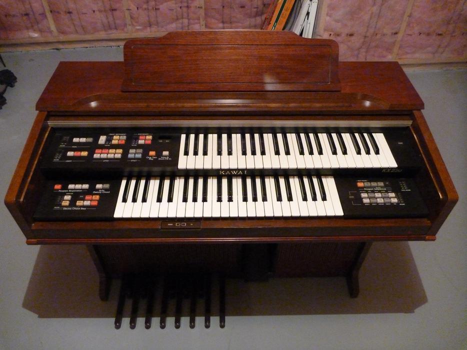 kawai kx230 electric organ west regina regina. Black Bedroom Furniture Sets. Home Design Ideas