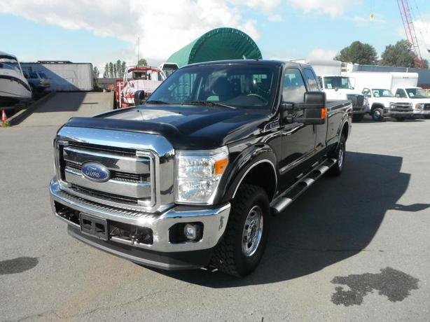 2012 ford f 250 sd xlt supercab long bed 4wd stk 25176 outside victoria victoria. Black Bedroom Furniture Sets. Home Design Ideas