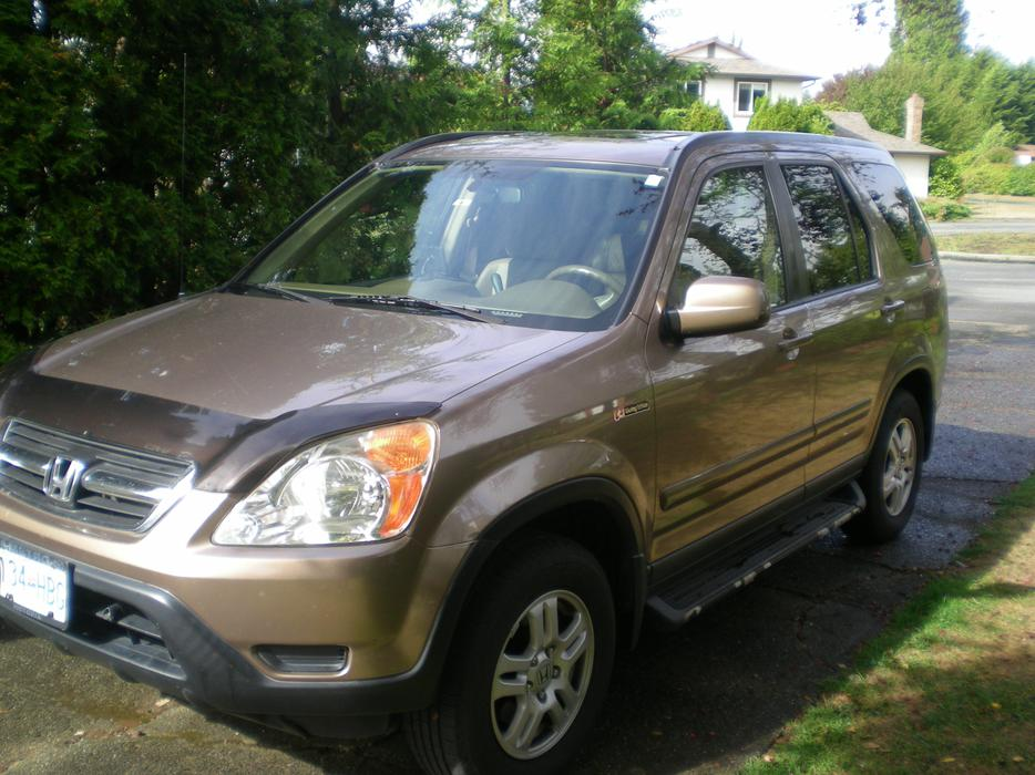 Honda crv lx awd touring edition central saanich victoria for Used honda crv touring