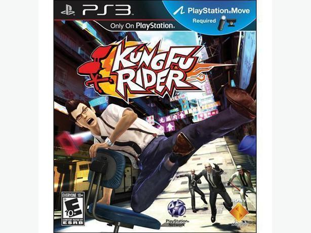 Kung Fu Rider for PS3