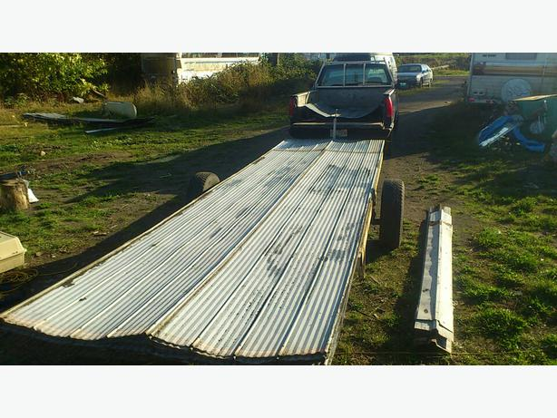 28 Gauge Galvanized Steel Roofing Used Esquimalt Amp View