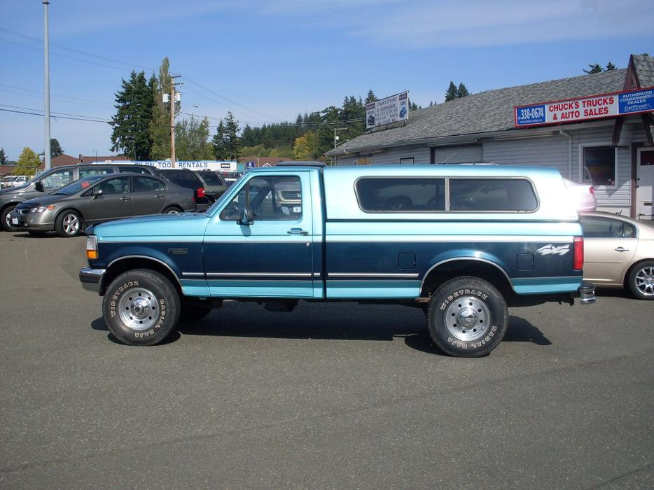 1997 ford f250 xlt stock 2694 price reduced courtenay comox valley mobile. Black Bedroom Furniture Sets. Home Design Ideas