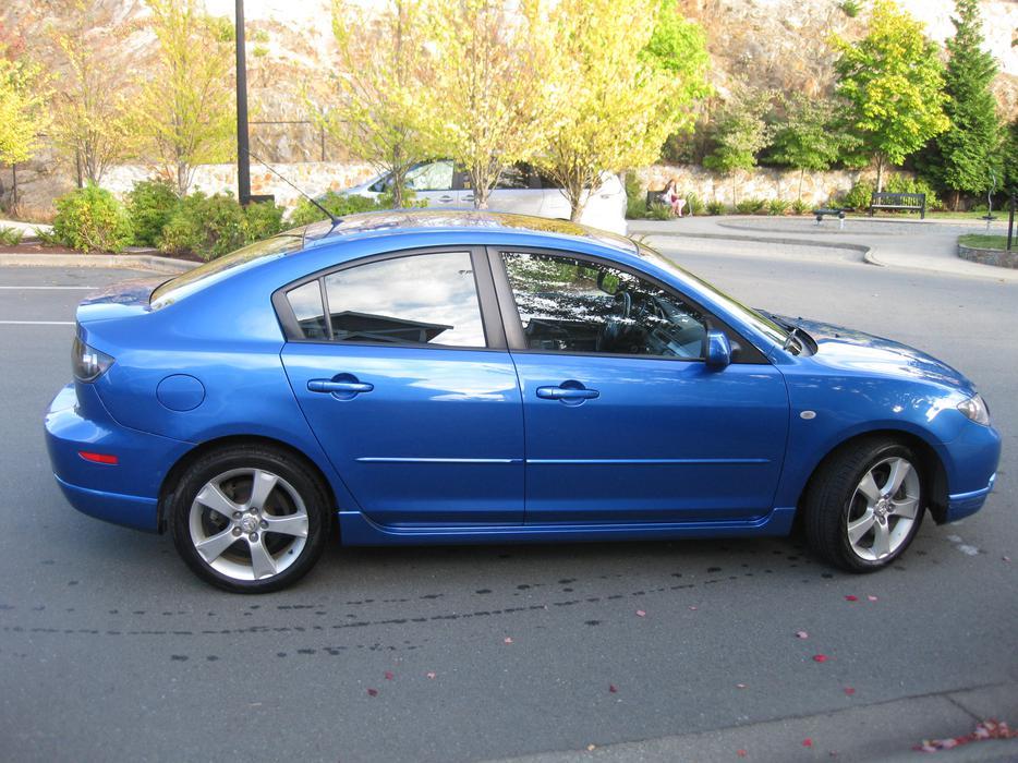 2005 Mazda 3 Sport West Shore Langford Colwood Metchosin