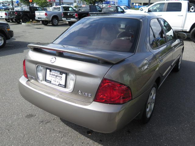 2004 Nissan Sentra 1 8s W Power Accessories Amp 1 8l Engine