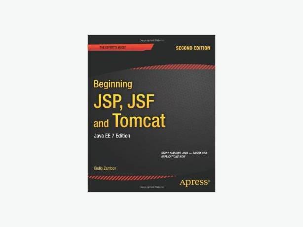 Beginning JSP, JSF and Tomcat: Java Web Development