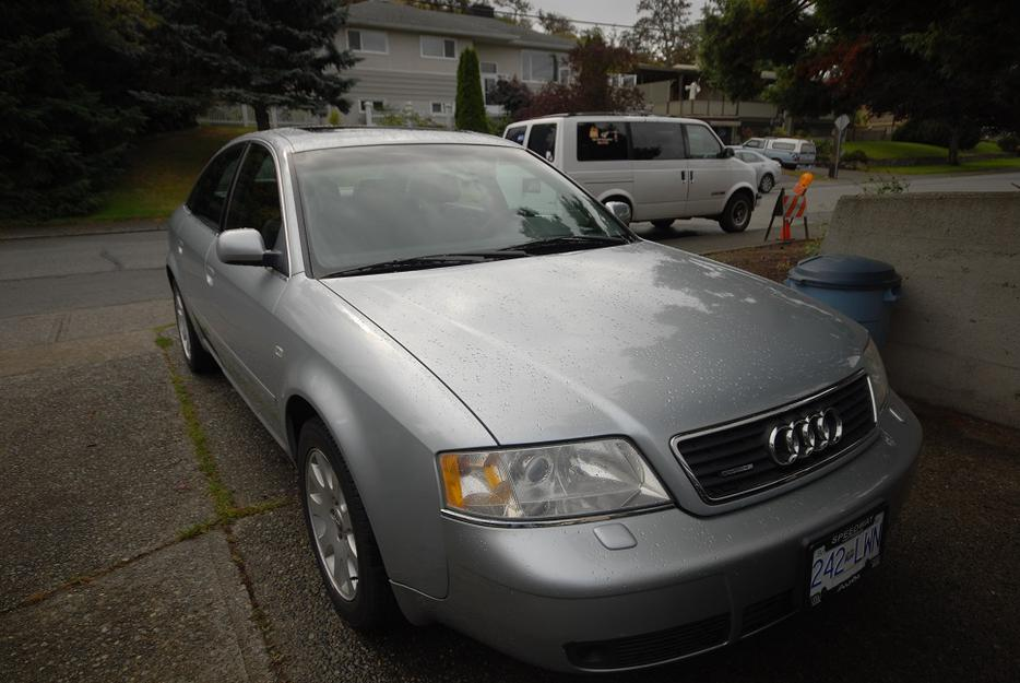 Local Quot Speedway Bought Audi A 6 Esquimalt Amp View Royal