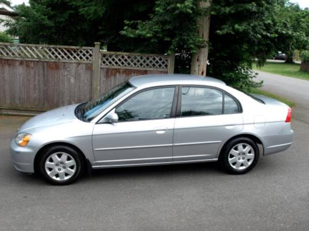 2004 Honda Civic 5400 Obo Victoria City Victoria