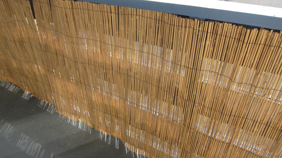Cane Bamboo Fencing Balcony 2 For 30 Victoria City Victoria