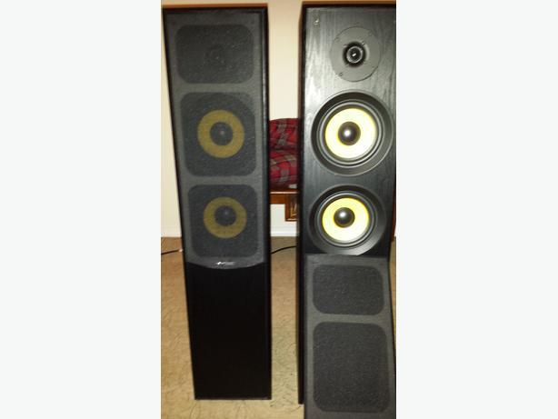Need A Car Sudbury >> Precision Acoustics Tower Speakers Victoria City, Victoria