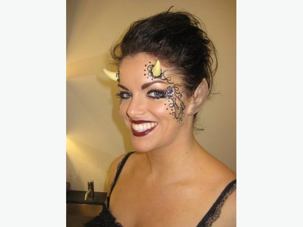 Passionate Professional Makeup Artist available for - Professional Halloween Makeup