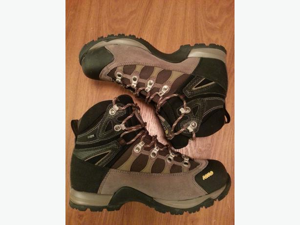 Women's ASOLO STYNGER GTX High End Hiking Boots Size 9 ...