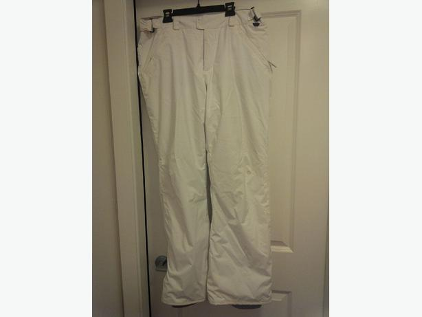 Used Columbia brand women's ski pants