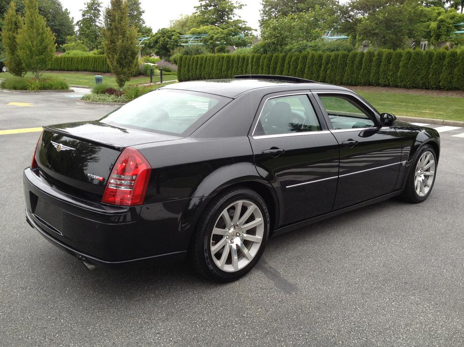 2006 Chrysler 300c Srt8 Fully Loaded 6 1 Hemi Srt 8