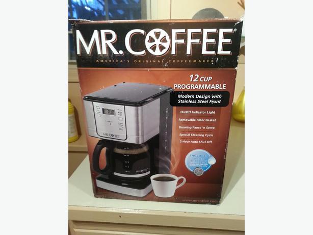 Mr. Coffee Coffee Maker Oak Bay, Victoria