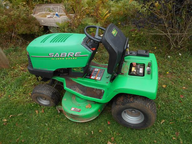 Sabre Lawn Mower For Sale Queens County Pei