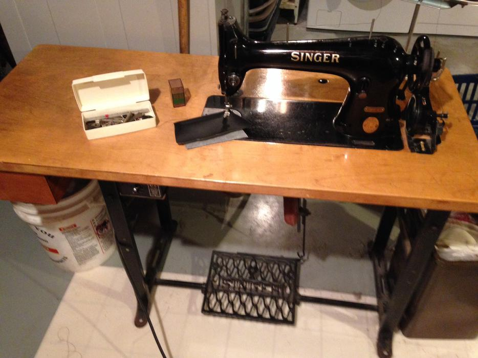 upholstry sewing machine