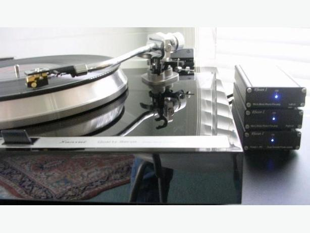 Mono Block phono stage. *Price reduced again*