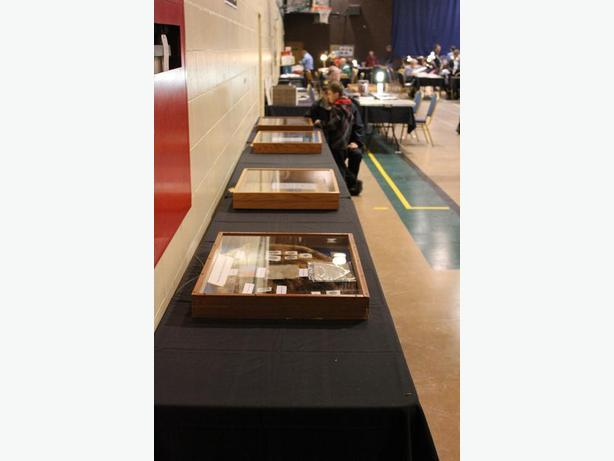 Coin Show -April 18 and 19th 2020, Turvey Centre.