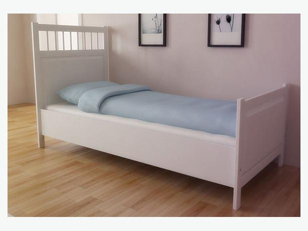 log in needed 120 ikea hemnes twin bed frame