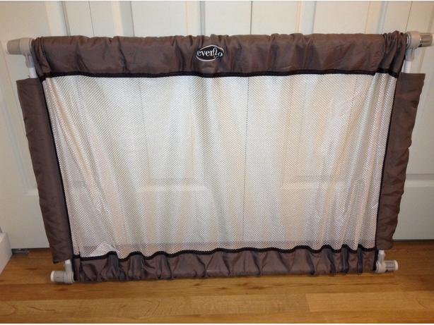 Evenflo Soft And Wide Baby Gate Saanich, Victoria