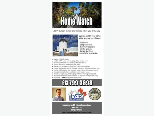 Kanata Home Watch Services