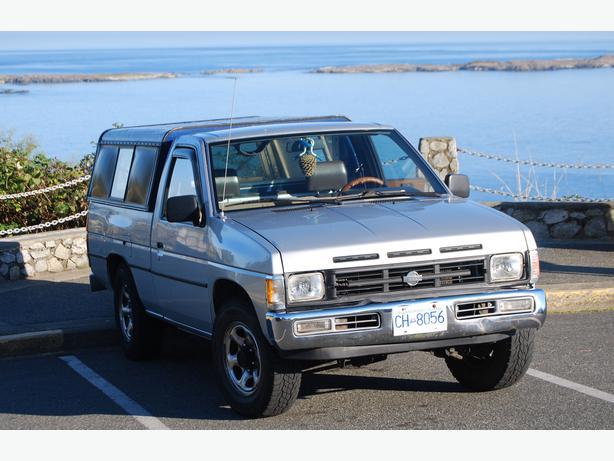 1991 Nissan Hardbody Pickup Stereo System