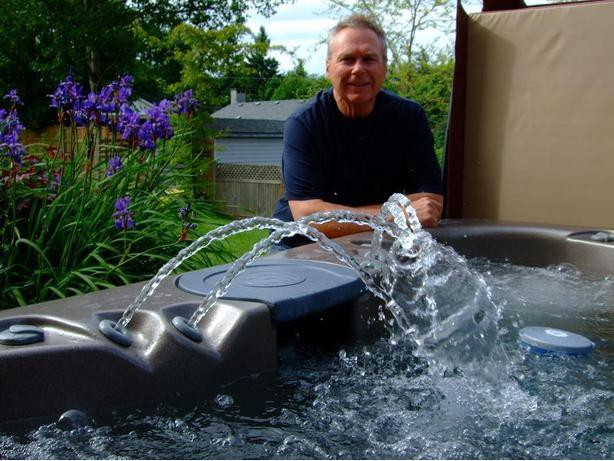 Hot Tub andf Swimming Pool service