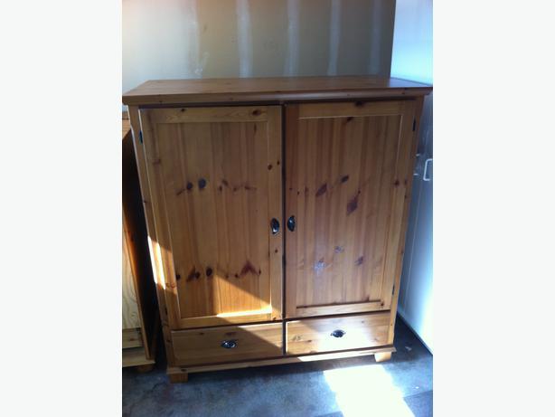 $110 · Ikea Markor Armoire - Ikea Markor Armoire Esquimalt & View Royal, Victoria - MOBILE