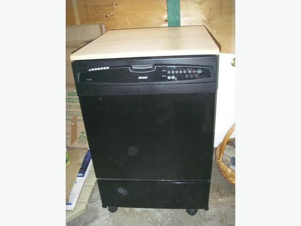 Kenmore Ultra Wash Portable Dishwasher 2007 Model 665