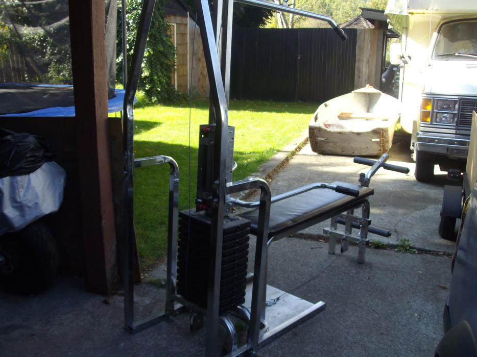 York home gym west shore langford colwood metchosin