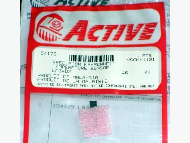 Various Like-New Never Used Plastic Cased ICs