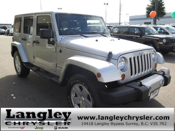 2011 jeep wrangler unlimited sahara w navigation power accessories. Cars Review. Best American Auto & Cars Review