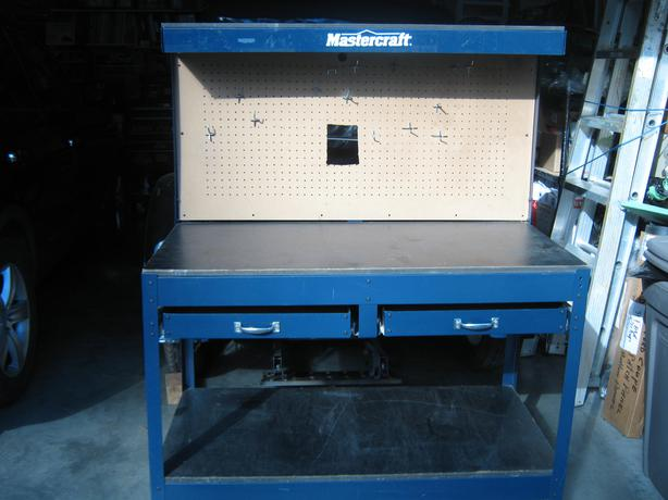 canadian tire workbench 3