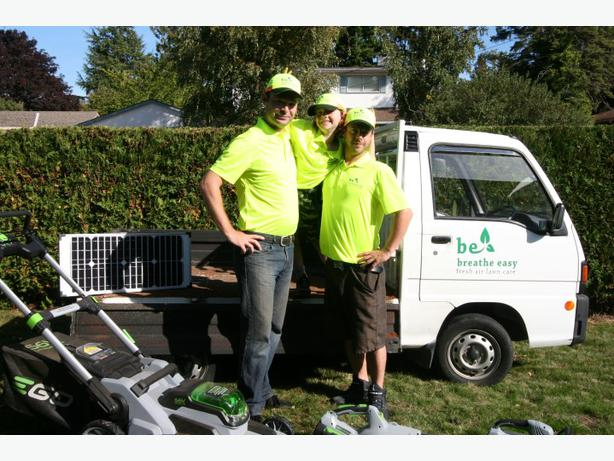 First mow free friendly reliable green local lawn care for Local garden maintenance