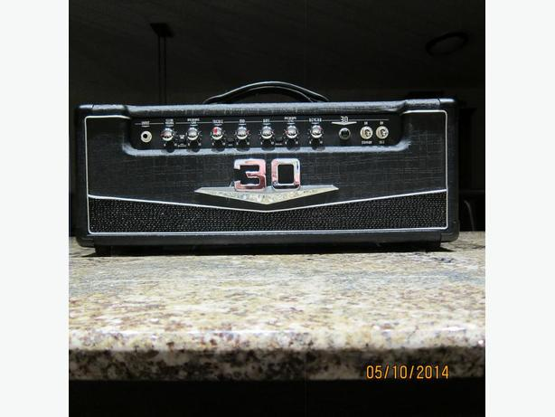 Crate V30H amp head