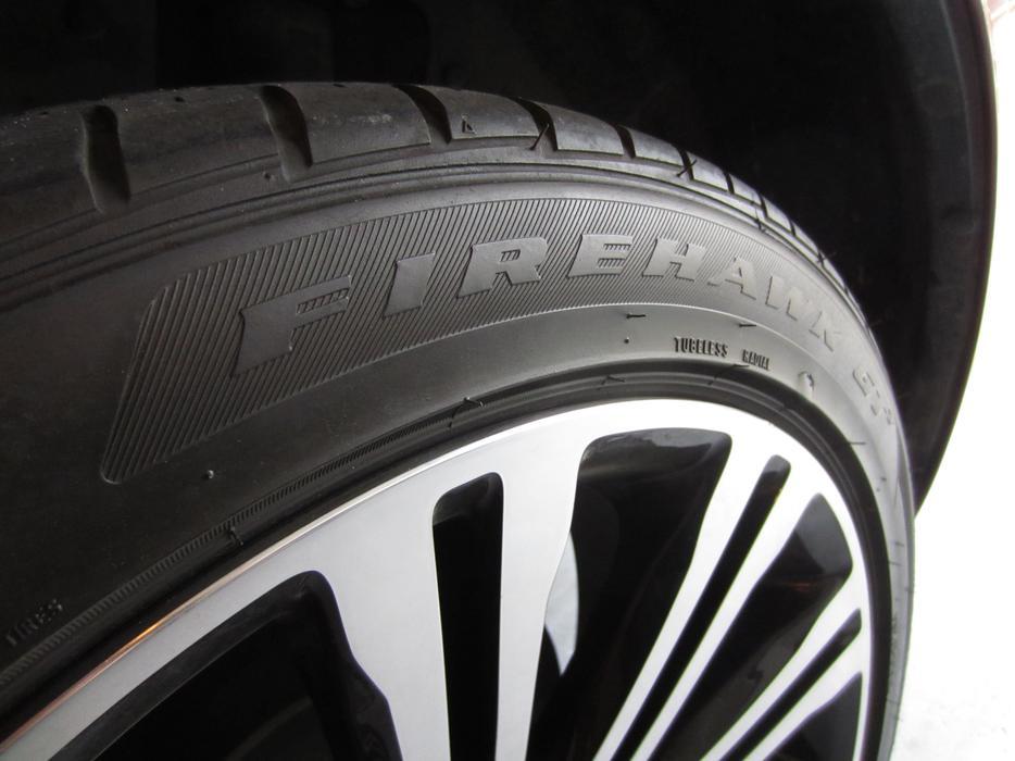Tires North Vancouver >> Used Firestone Firehawk GT Tires 245-45-20 North Regina ...