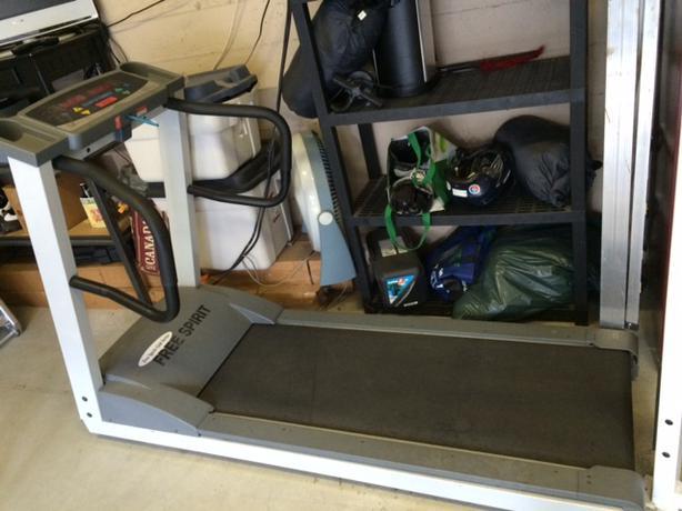 schematics electronics treadmill