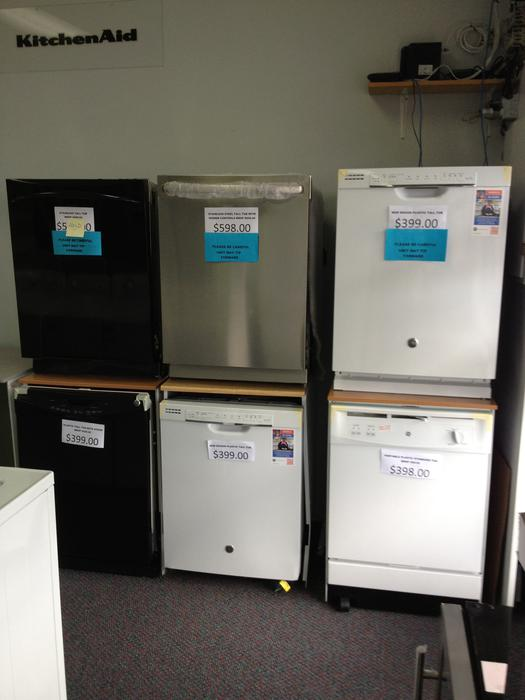 New Scratch And Dent Appliances Central Nanaimo