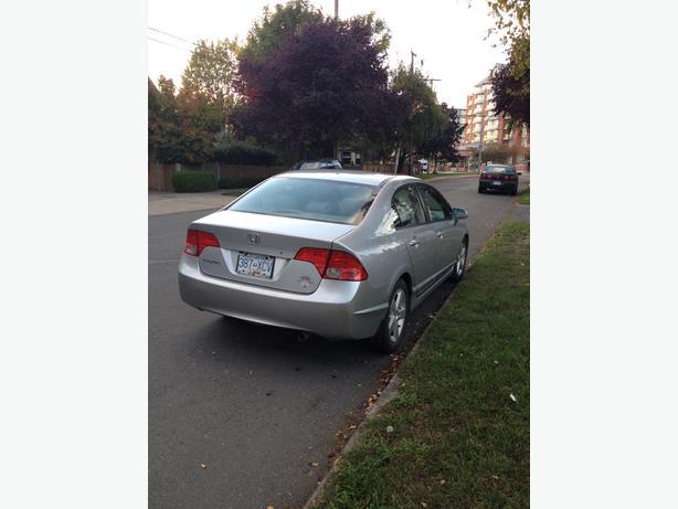 2007 honda civic lx manual sedan
