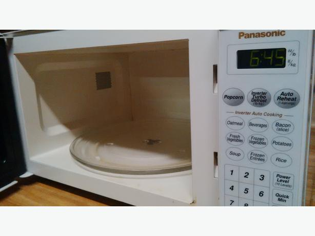 threw the microwave out several