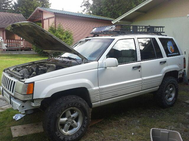 95 jeep grand cherokee outside victoria victoria mobile. Cars Review. Best American Auto & Cars Review