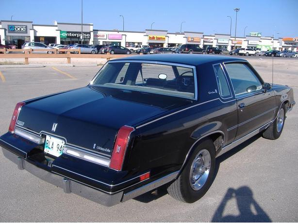 Olds Cutlass Supreme Brougham 2 Door
