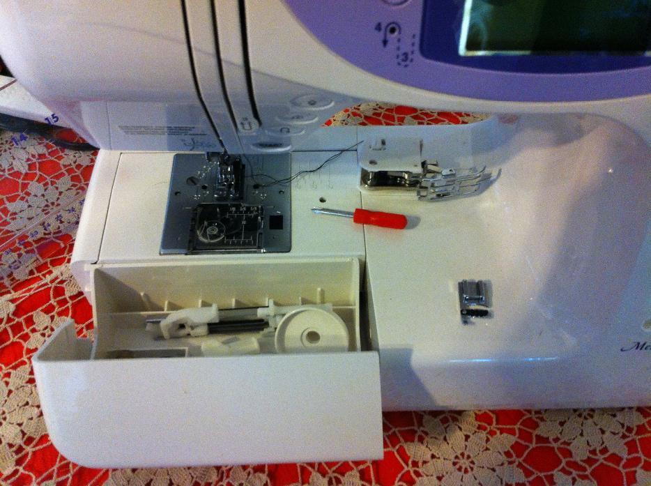 janome 4900 sewing machine