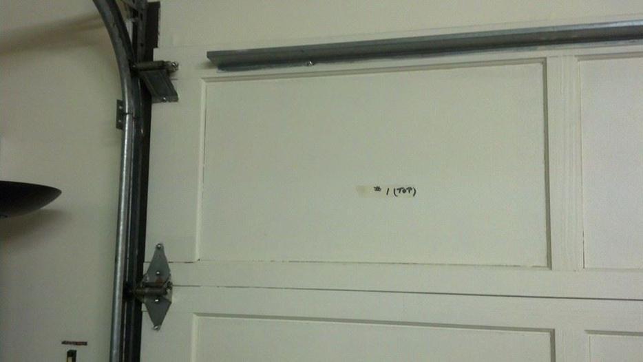16x7 wooden garage door north saanich sidney victoria for 16 x7 garage door